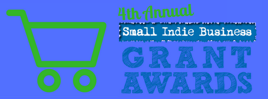 4th Annual Small Indie Business Grant Award
