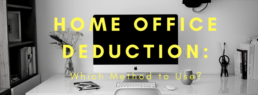 Home Office Deduction: Which Method to Use?