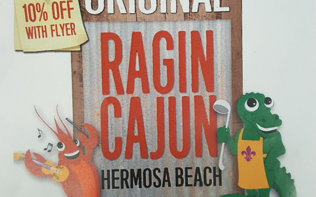 Client Opens New Ragin Cajun Restaurant