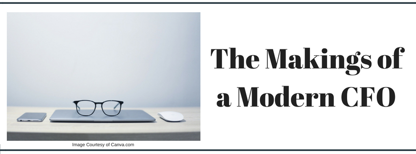 The Makings of a Modern CFO