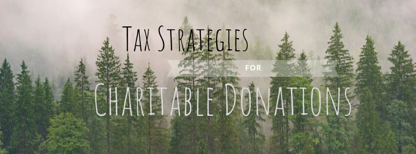 Tax Strategies for Charitable Donations