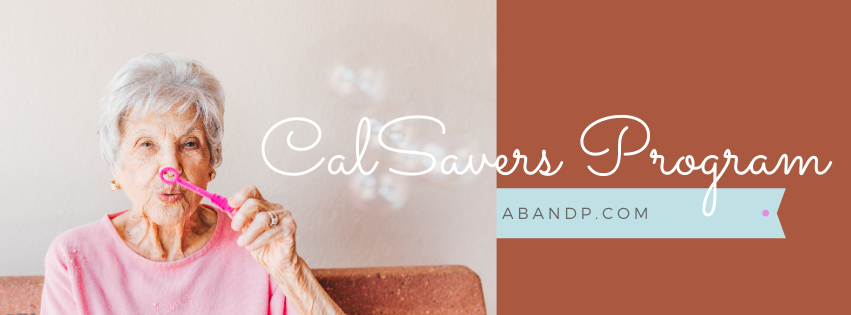 CalSavers Program